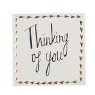 Louise & Lygo 'Thinking Of You' Card